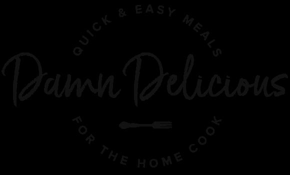 Damn Delicious Logo