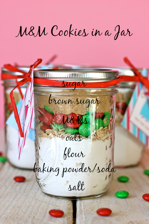 mm cookies in a jar these easy budget friendly jars make for the