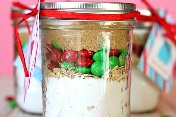 M M Cookies In A Jar
