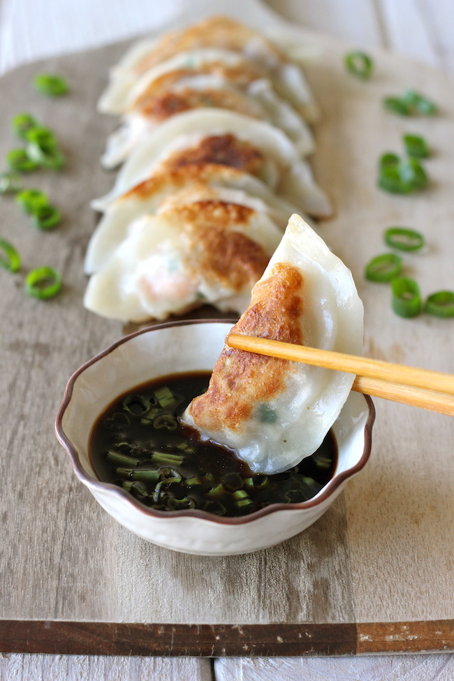 Shrimp Dumplings Homemade Dumplings Are Easier To Make Than You Think And You Can