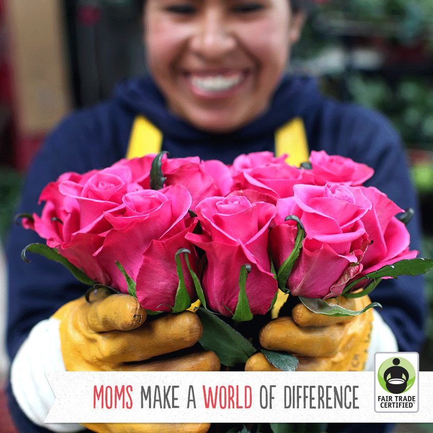 Moms Make a World of Difference and a Fair Trade Giveaway!