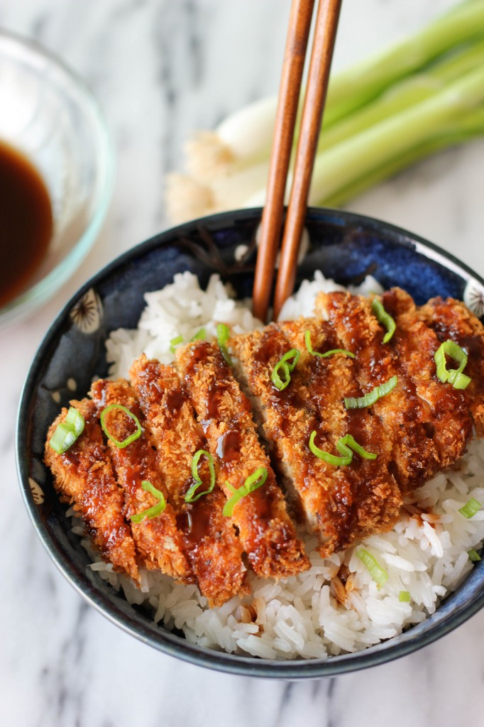 Tonkatsu japanese pork cutlet damn delicious tonkatsu japanese pork cutlet these japanese style pork cutlets come together in just forumfinder Choice Image