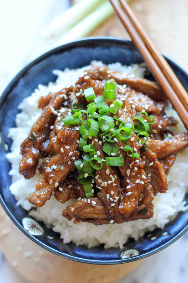 Pf changs mongolian beef copycat recipe damn delicious pf changs mongolian beef copycat recipe this copycat recipe is so easy to make at forumfinder