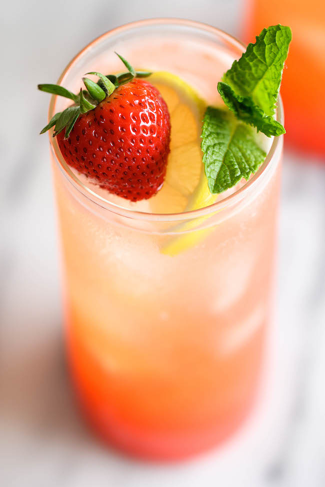 evolution strawberry lemonade