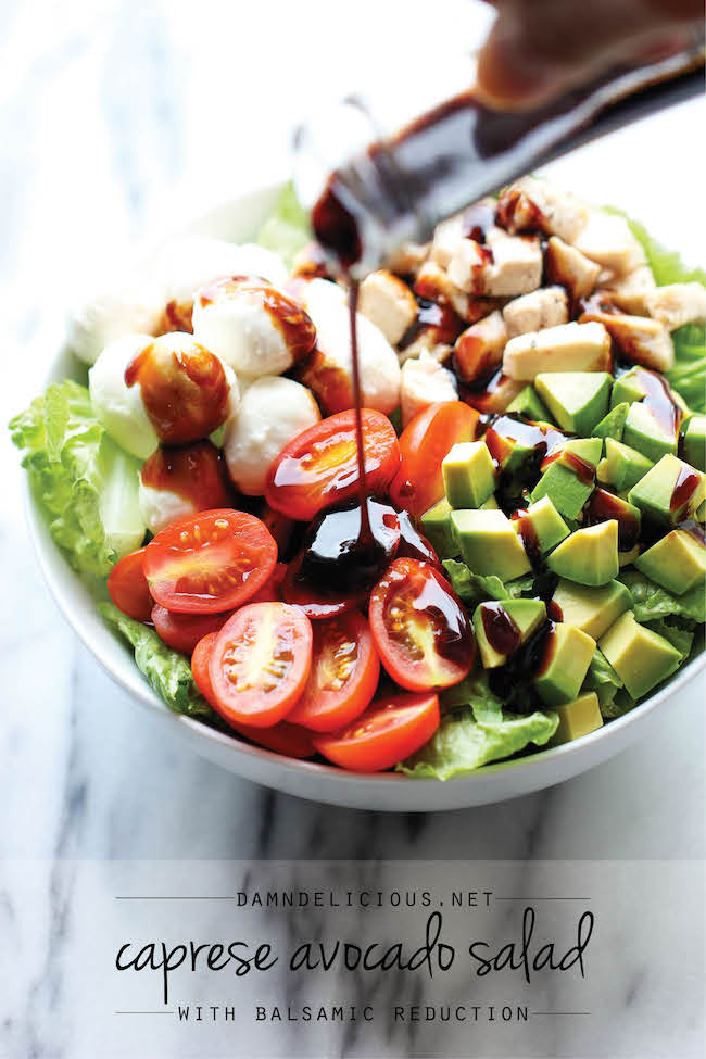 Caprese Salad Recipe Healthy