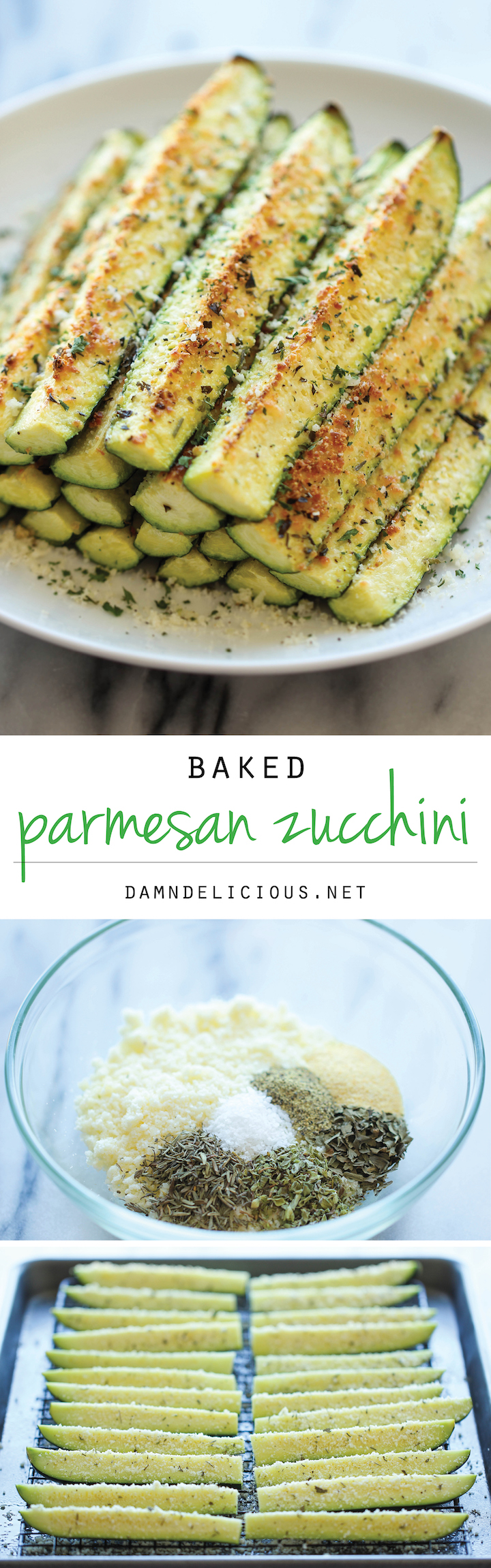 recipe: garlic parmesan zucchini fries [15]