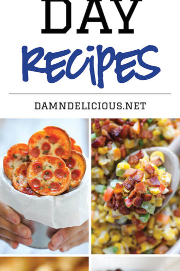 15 Best Game Day Recipes Damn Delicious