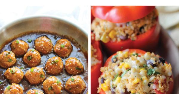 15 Best Quick And Healthy Quinoa Recipes Damn Delicious