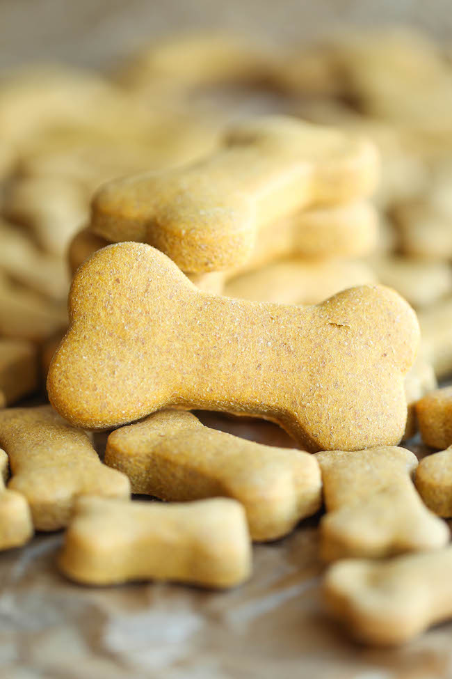 Homemade Peanut Er Dog Treats Delicious