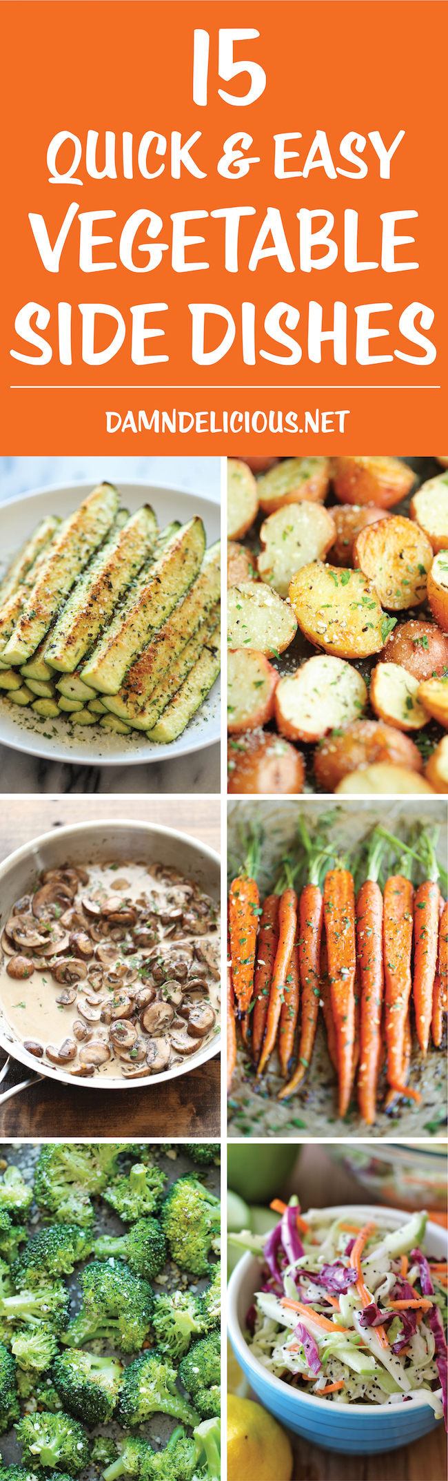 Vegetables in the oven. Recipes for the right side dish