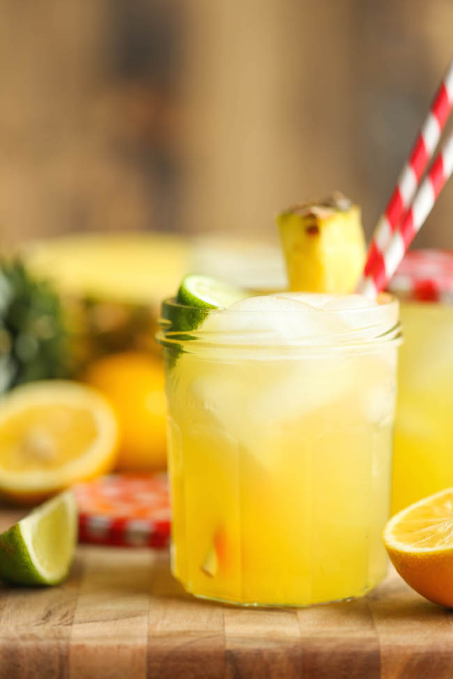 10 Quick And Easy Summer Drinks Damn Delicious