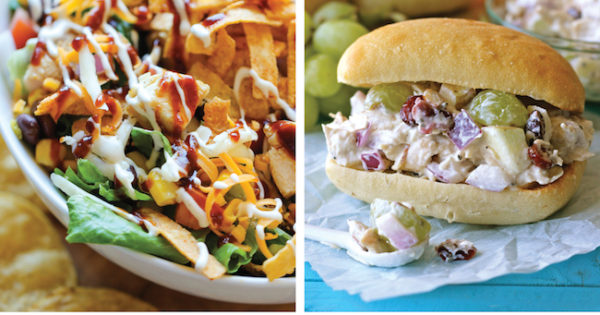 15 Quick And Easy Lunch Recipes Damn Delicious