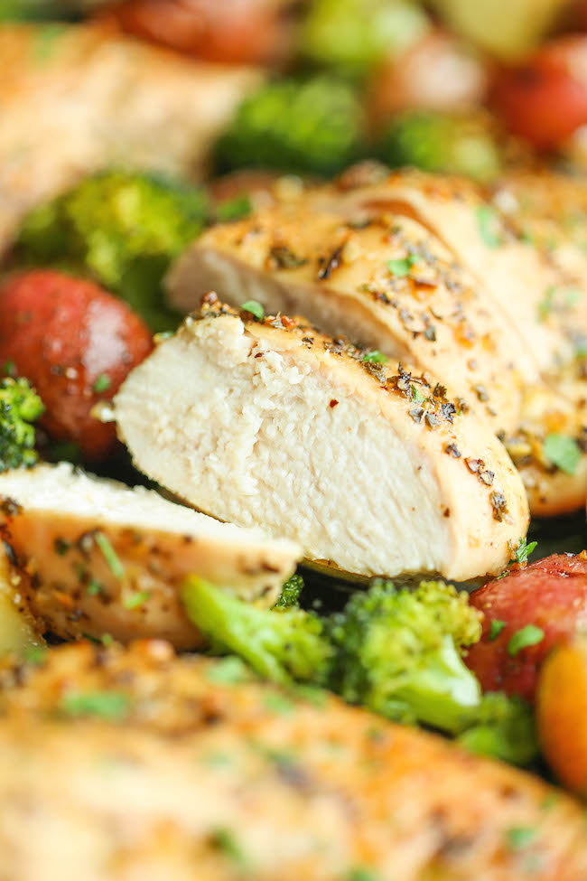 10 One Pan Chicken Recipes Damn Delicious