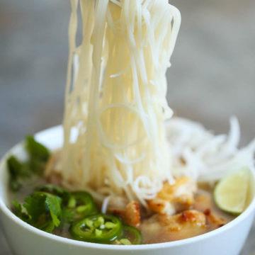 Cheater Pho Asian Noodle Soup Damn Delicious