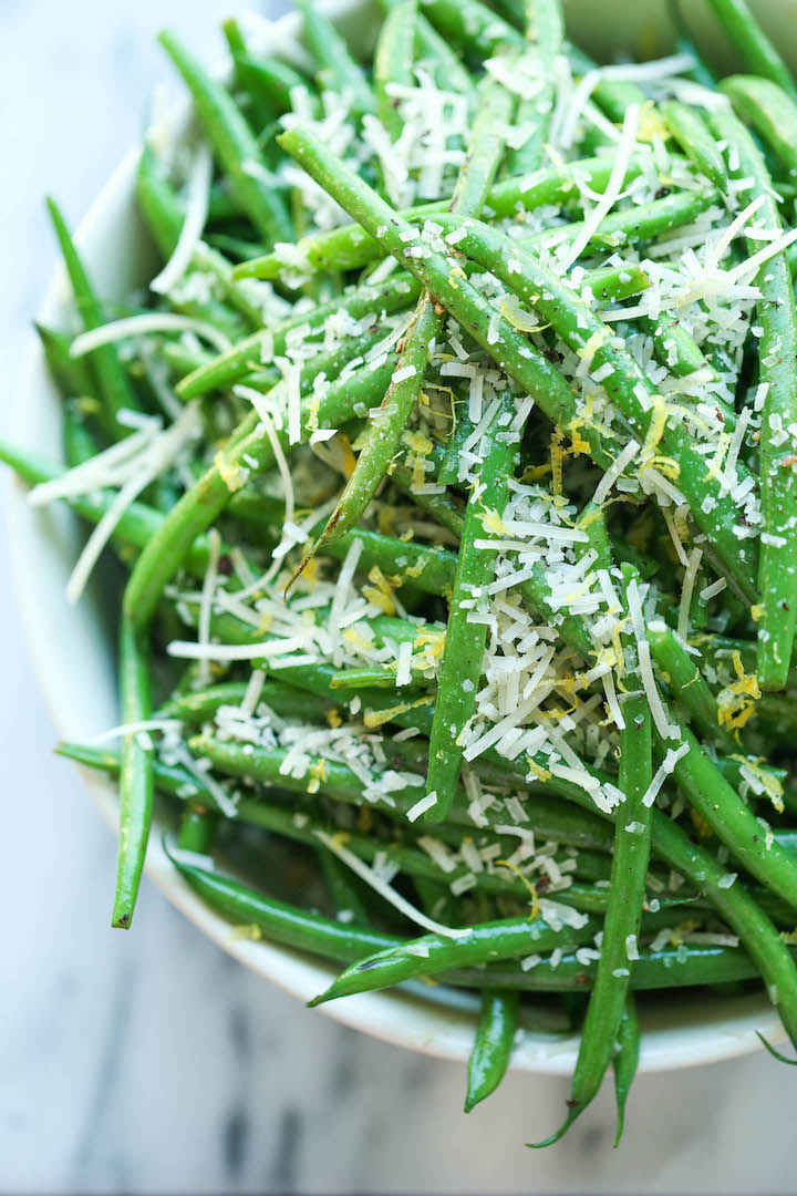 recipe: parmesan green beans skinnytaste [12]