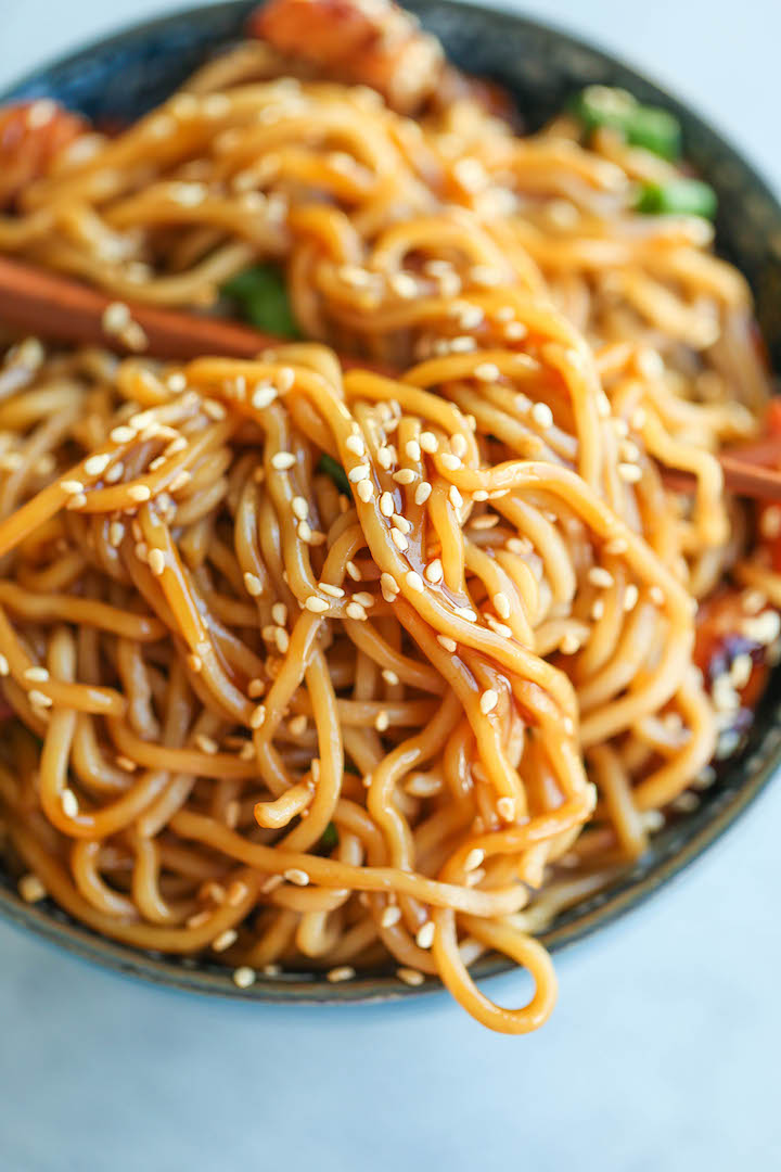Asian noddle recipes