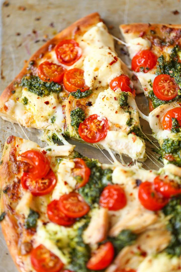 recipe: pesto pizza recipe [3]