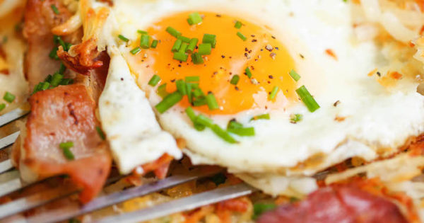 Sheet Pan Breakfast Bake