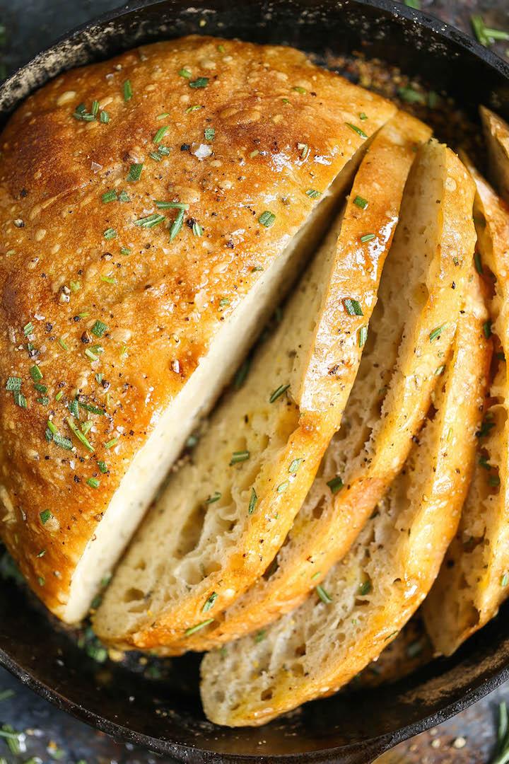 Rosemary Bread Recipe
