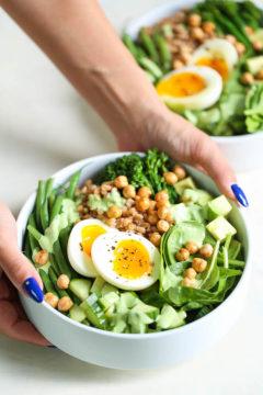 Green Goddess Bowls