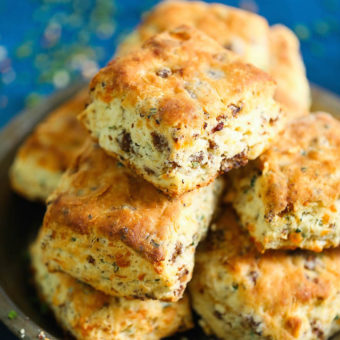 Sausage Cheese BiscuitsIMG 3598 340x340 - Sausage Cheese Biscuits