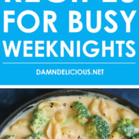 8 Fast Pasta Dinner Recipes for Busy Weeknights