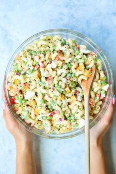 Best Ever Classic Macaroni Salad