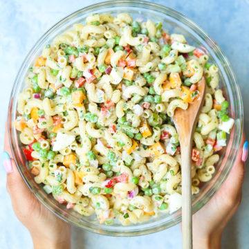 Macaroni Salad Recipe Best