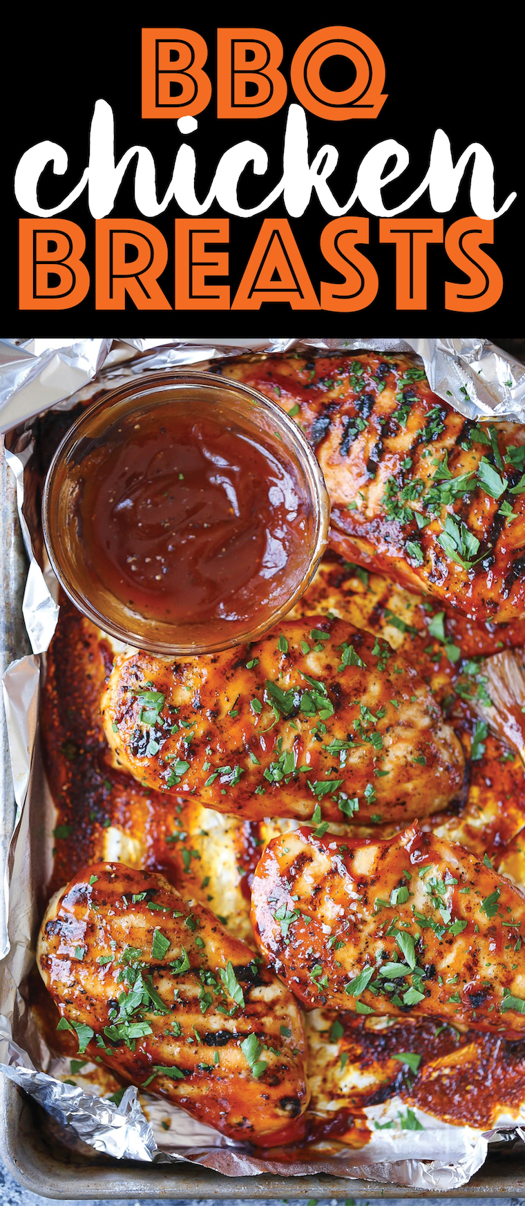 Bbq Chicken Breasts Damn Delicious