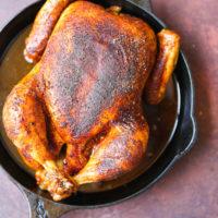 BBQ Roasted Chicken
