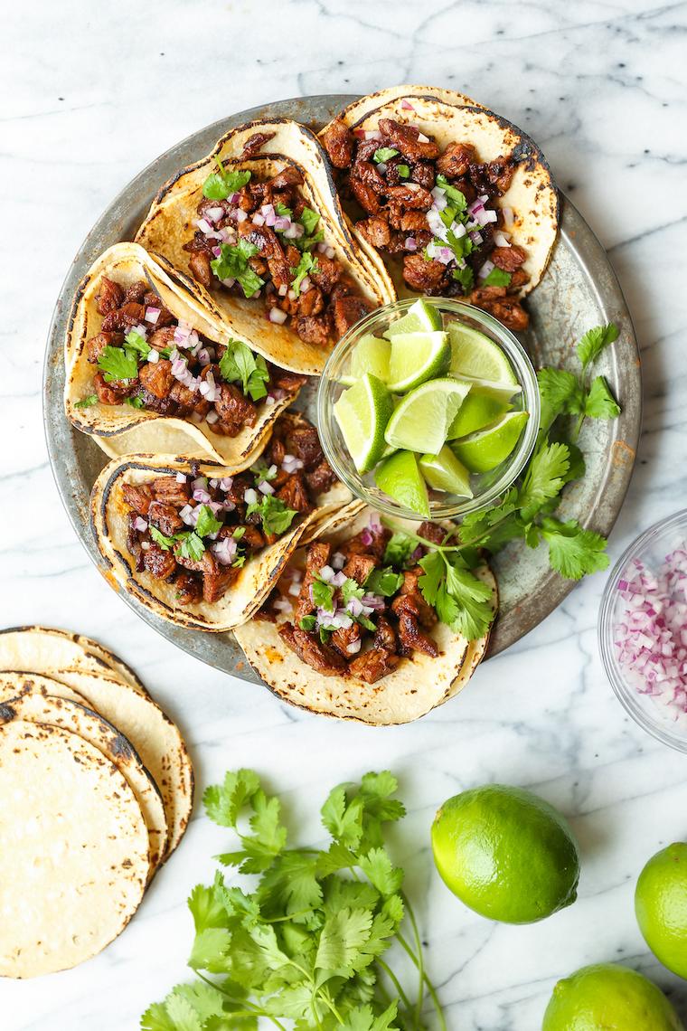 Mexican Street Tacos Damn Delicious