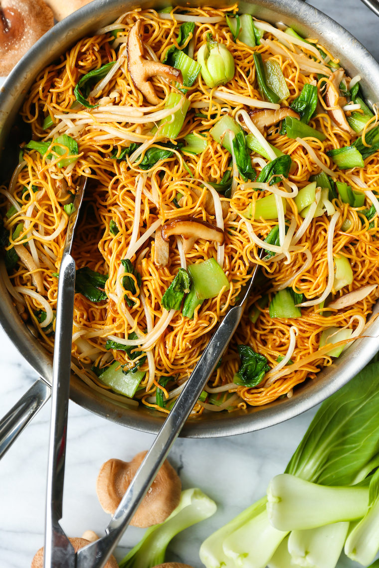 Easy Chow Mein Damn Delicious