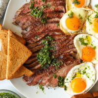 Best Ever Steak and Eggs