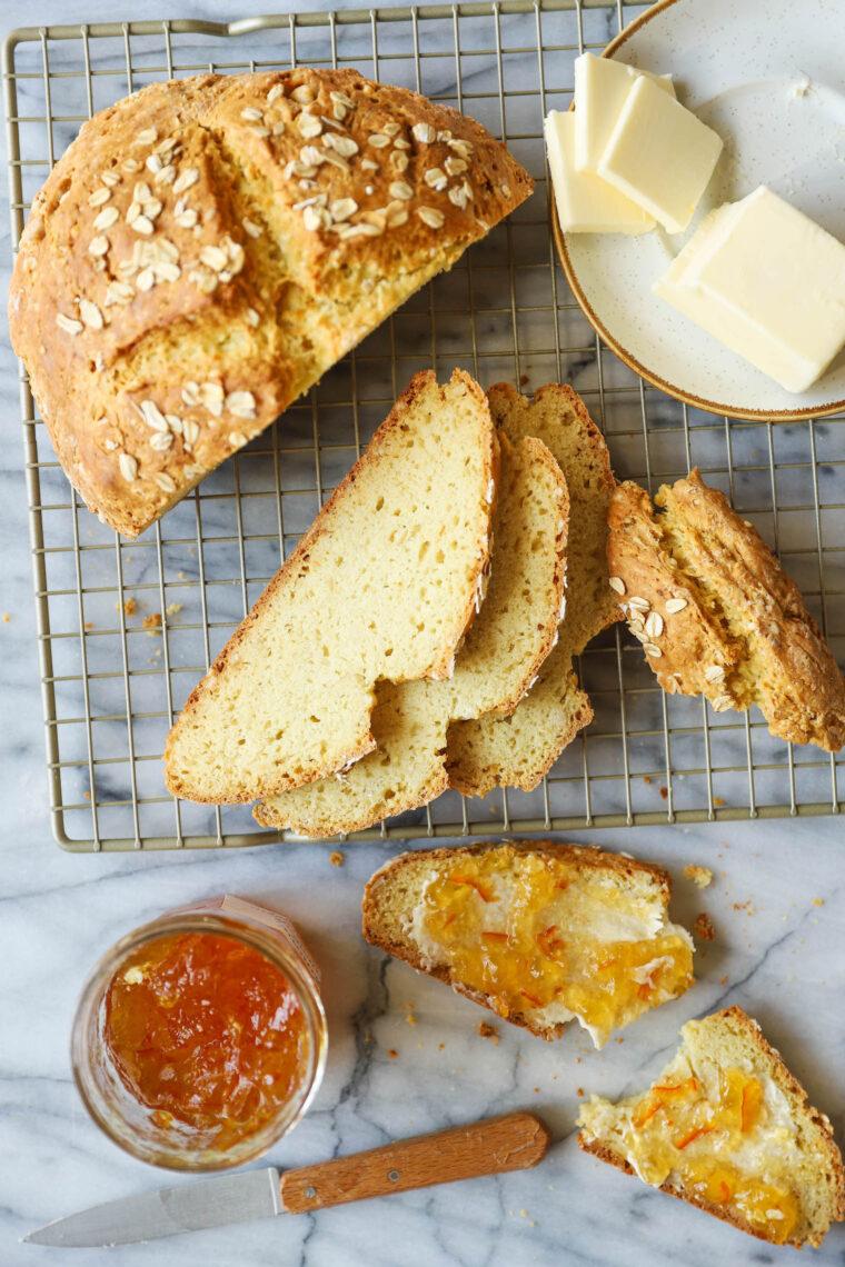 Homemade Rustic Bread Recipe